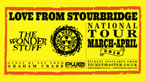 The Wonder Stuff + Ned's Atomic Dustbin | Love From Stourbridge 2018