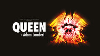 Queen and Adam Lambert - Seated