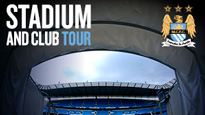 Manchester City Football Club Stadium & Club Tours