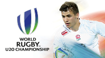 World Rugby U20 Championship 2016 - Matchday 1 at AJ Bell Stadium