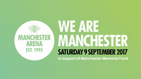 We Are Manchester - Seated