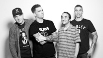 New Found Glory playing Sticks and Stones/Catalyst album