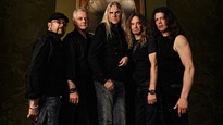 Saxon - Warriors of the Road 35th Anniversary Tour