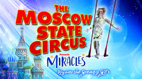 Moscow State Circus Presents Miracles